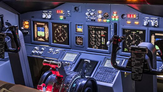 Electrical equipment for aerospace vehicles